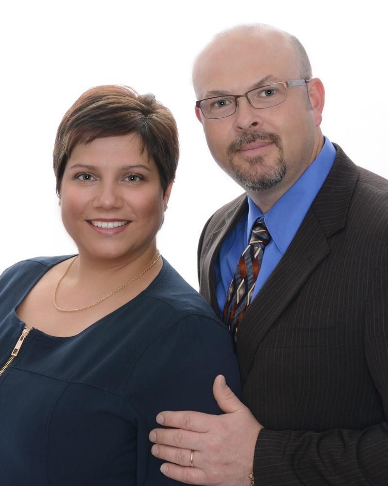 Clint Matthews and Angela Desa-Matthews